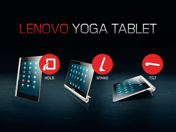 Lenovo yoga tablet — планшет который не знает