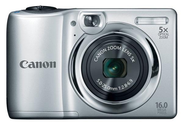 Недорогой фотоаппарат Canon PowerShot A1300
