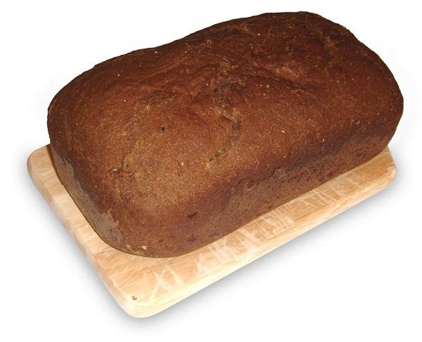 Бородинский хлеб в хлебопечке Мулинекс