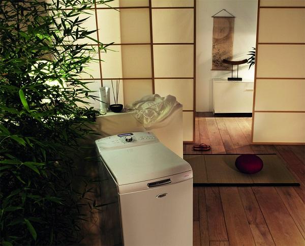 Самая тихая стиральная машина с вертикальной загрузкой