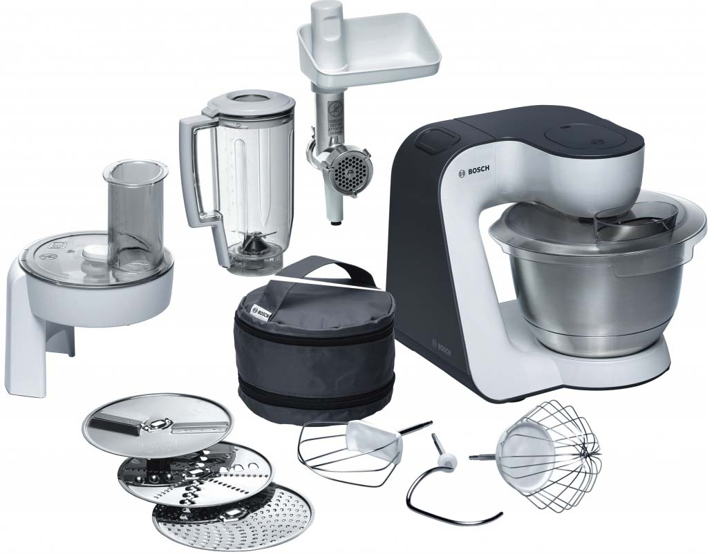 кухонный комбайн Bosch-MUM-56340