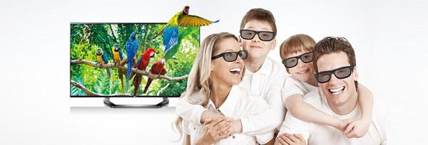 Как выбрать телевизор LG