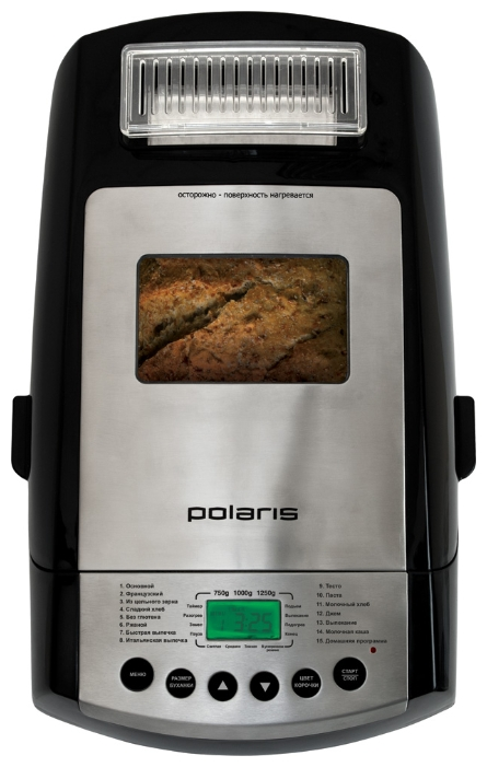 Хлебопечка Polaris PBM 1501D