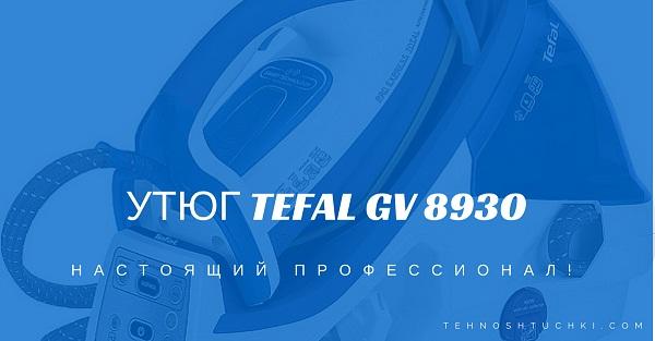 Утюг Tefal GV8930