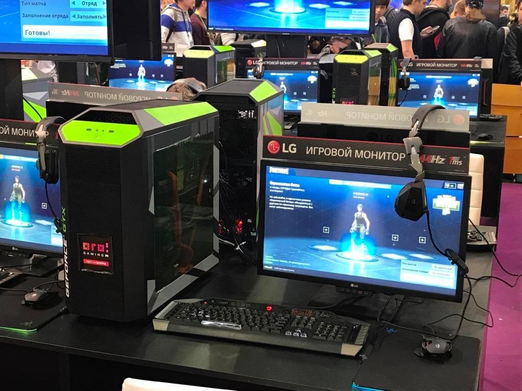 Игровые мониторы LG