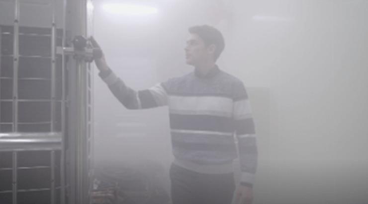 Камера изменения температуры и влажности