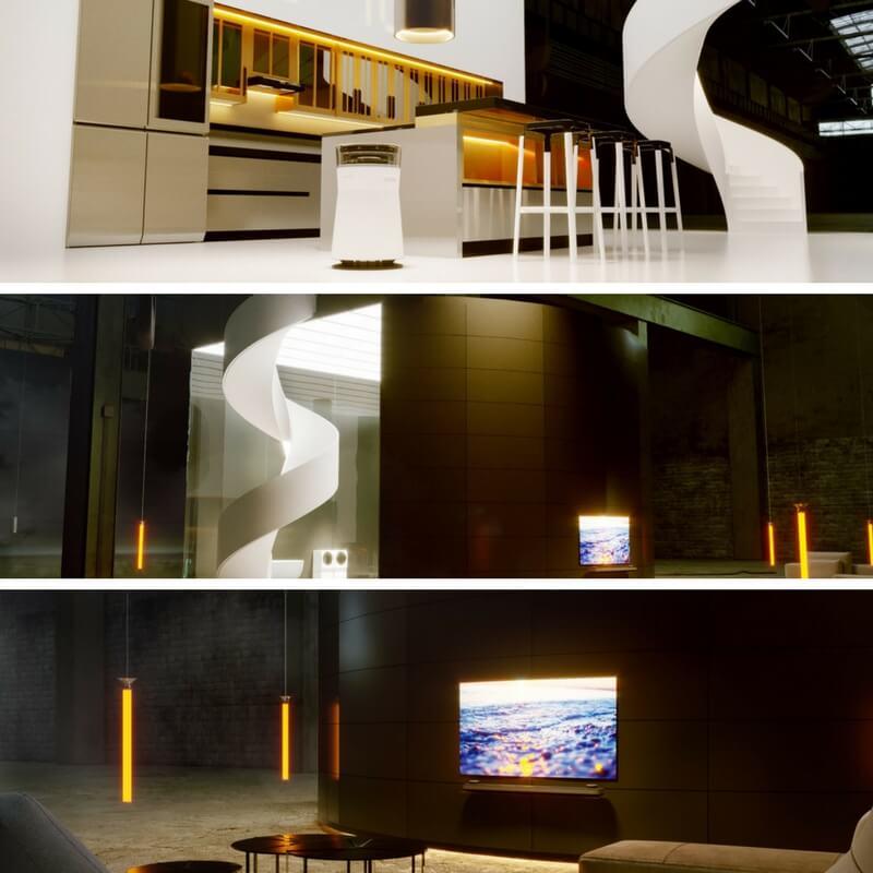 конкурс Эстетика современного интерьера
