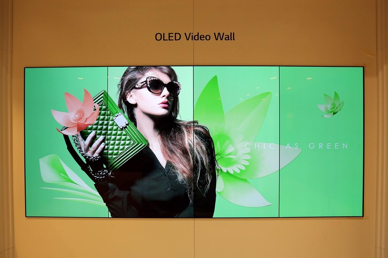 OLED-дисплеи LG