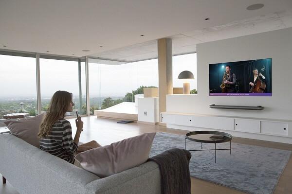 SUPER UHD-телевизор