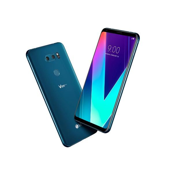смартфон LG V30s