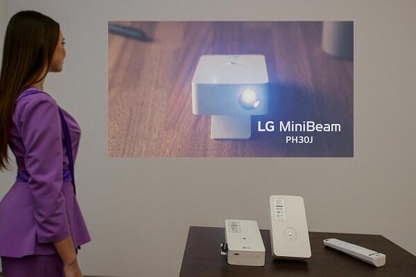 Проекторы LG MiniBeam