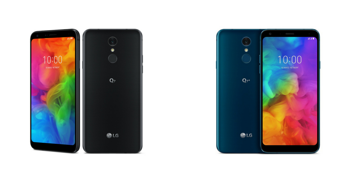 характеристики LG Q7