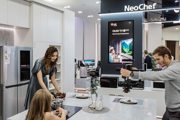 микроволновые печи LG Neo Chef
