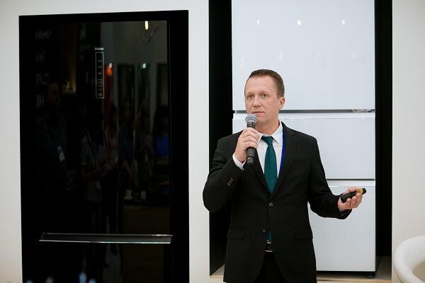 Сергей Фомичев, управляющий директор Haier