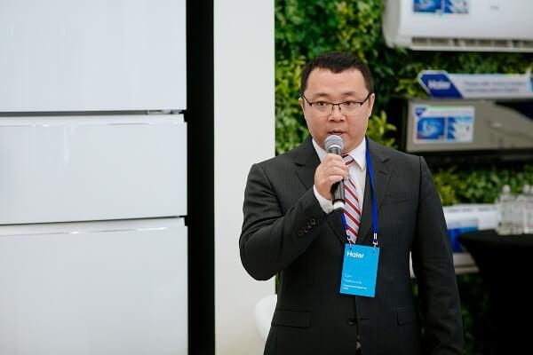Сун Чженьхуа, генеральный директор Haier