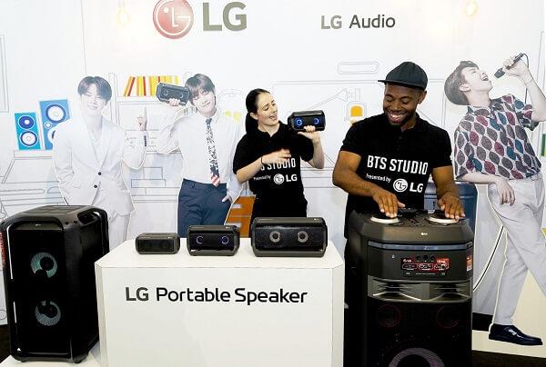 технологии LG
