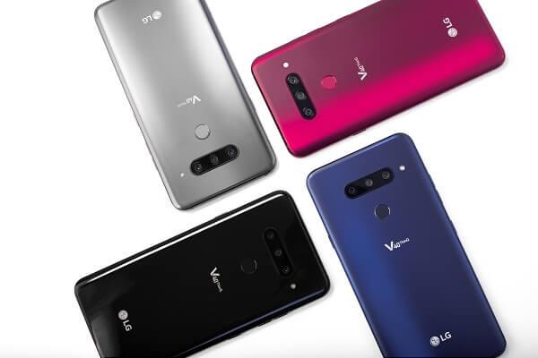цвета смартфона