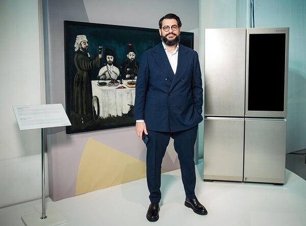 холодильник LG SIGNATURE