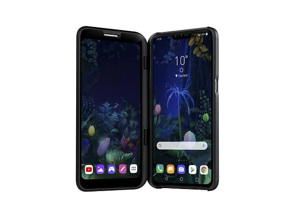 смартфон LG V50 ThinQ with Dual Screen