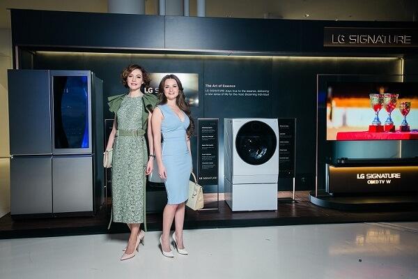 стиральная машина LG SIGNATURE