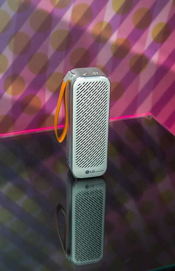 Портативный очиститель воздуха LG PuriCare Mini