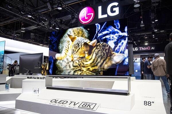 телевизора LG 88Z9