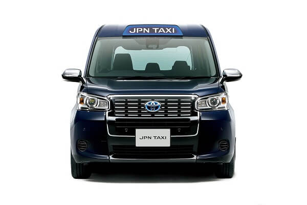JPN Taxi на Олимпиаде в Токио-2020