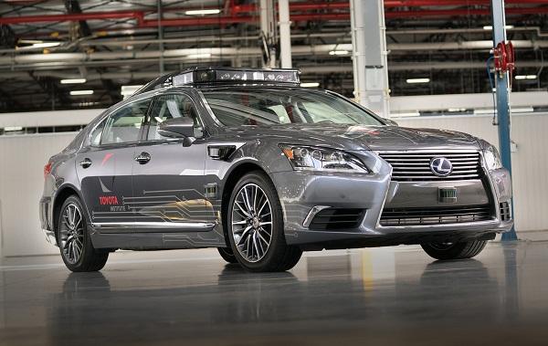 Toyota превратит Токио-2020 в самую технологичную Олимпиаду в истории