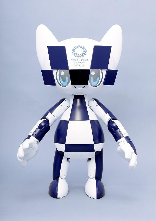 робототехника на Олимпиаде в Токио-2020