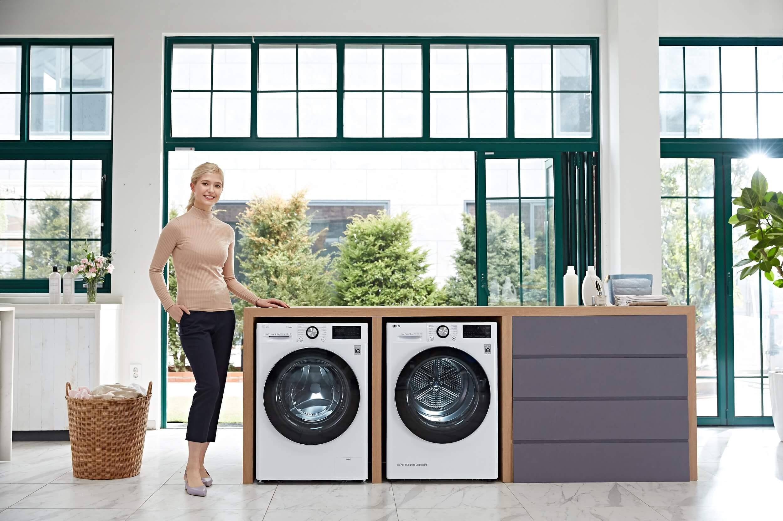 интеллектуальная стиральная машина