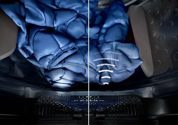 Electrolux выпустит новую сушильную машину PerfectCare серии 900 с функцией 3DScan
