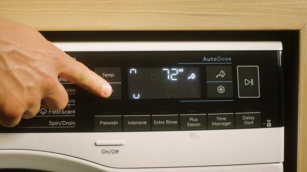 Технология Electrolux AutoDose