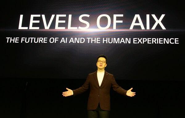 Технологии искусственного интеллекта от LG на выставке CES 2020