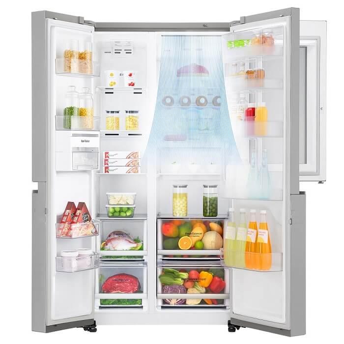 холодильник DoorCooling