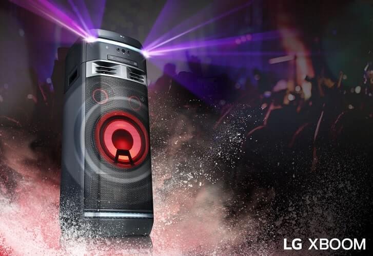 LG XBOOM OL90DK