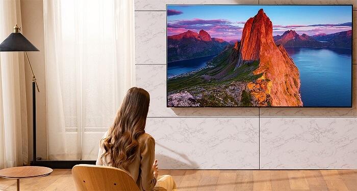 Nanocell-телевизоры LG
