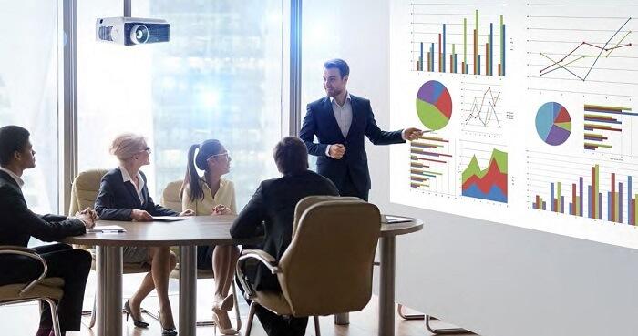 проектор для бизнеса