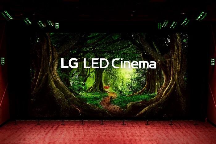 светодиодный дисплей LG