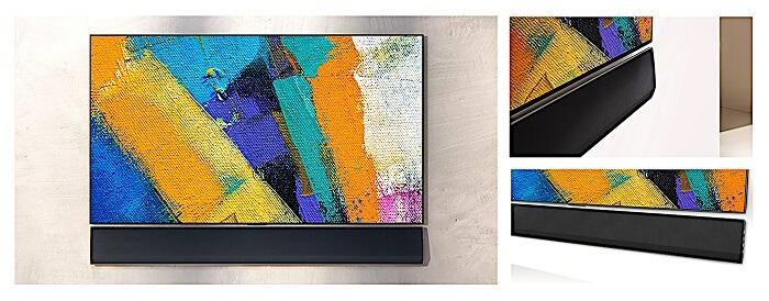 телевизоры серии LG GX