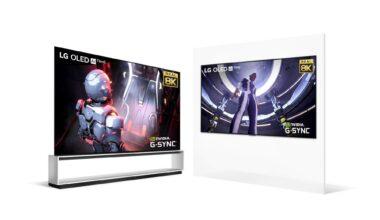 8K OLED телевизоры от LG