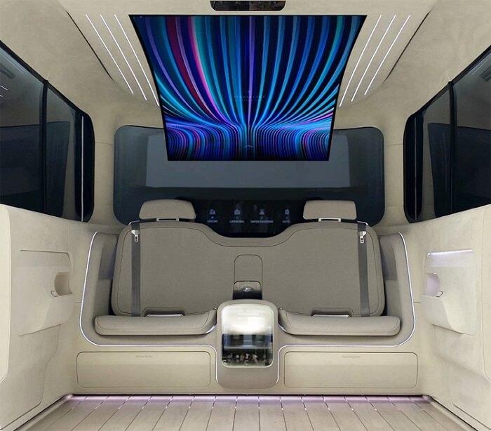 концептуальная кабина IONIQ
