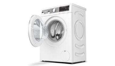 Узкие стиральные машины Bosch