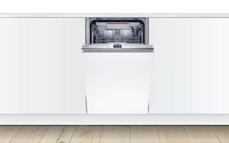 узкие посудомоечные машин Бош