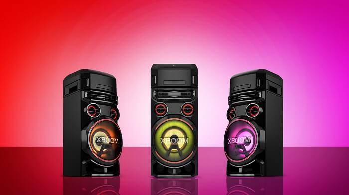 аудиосистемы XBOOM ON88