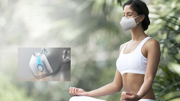 индивидуальный очиститель воздуха