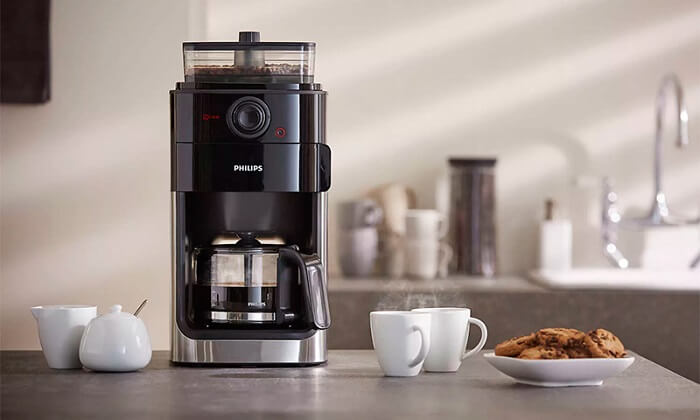 обзор капельной кофеварки