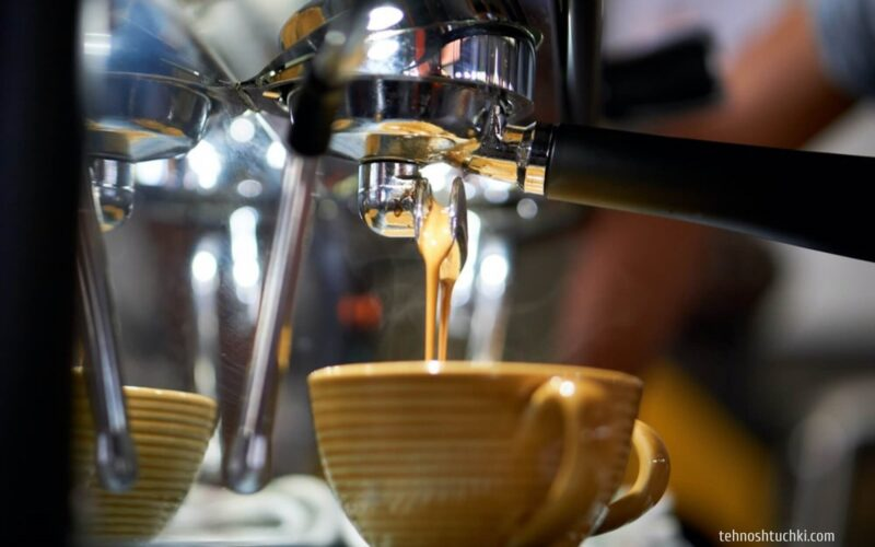 отличие кофеварки от кофемашины