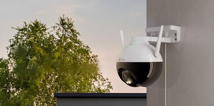 уличная видеокамера ezviz