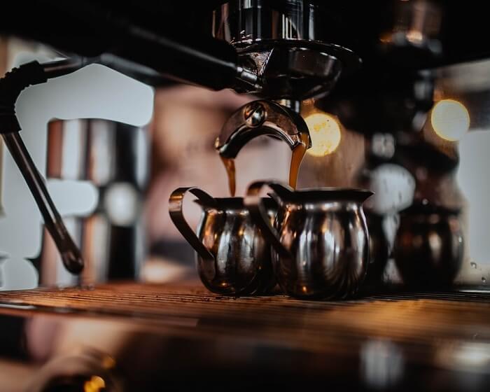 устройство рожковых кофеварок