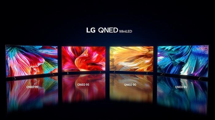 Телевизор LG QNED MiniLED